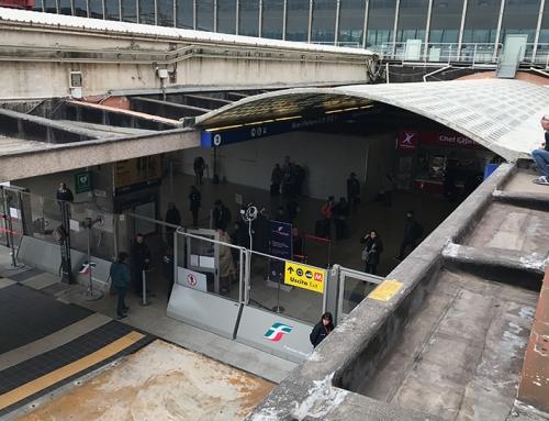 Stazione Termini Binario 1-2